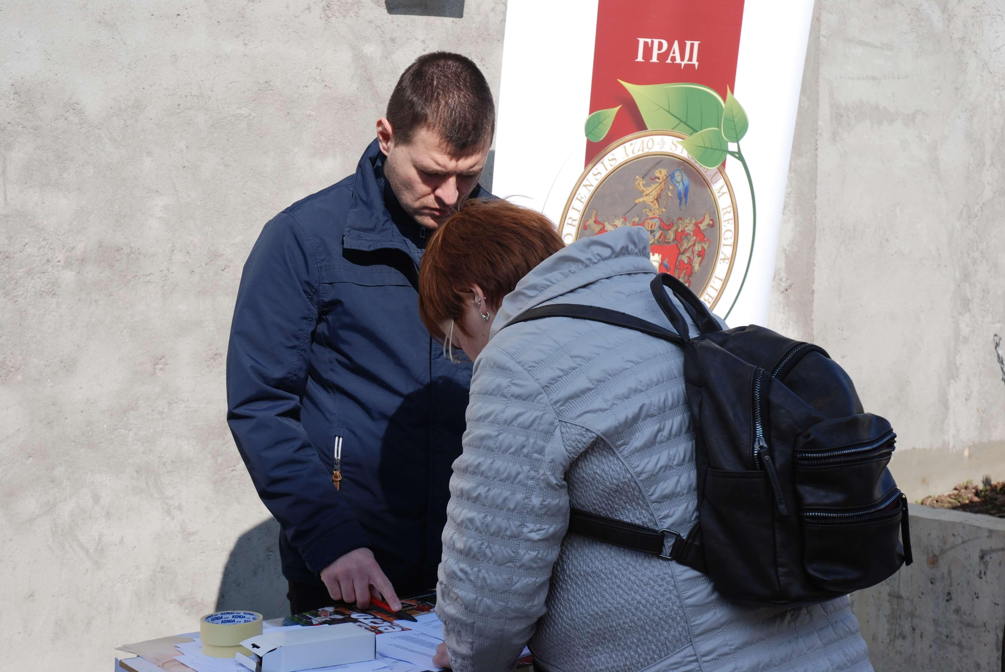 Anketiranje građana o upoznatosti sa Akcionim planom reforme poreza 6
